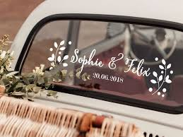 21 Wedding Car Decorations That Tell Everyone You Re Married