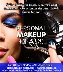 professional makeup insute in delhi