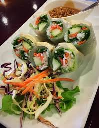 thai fresh rolls picture of auburn