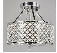 lighting 4 light round metal shade