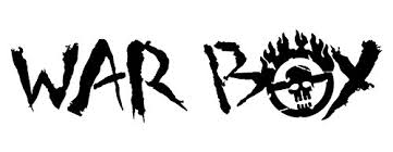 War Boy Logo Text Mad Max Style Vinyl Jeep Truck Rig Decal Sticker Small Or Large Sizes Mad Max Store