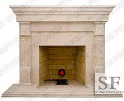 bradford cast stone mantel stone