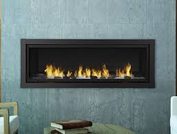 artisan vent free linear fireplace