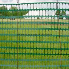 China Plastic Construction Site Safety Fence Safety Fencing Warning Fence China Safety Fence Warning Fence