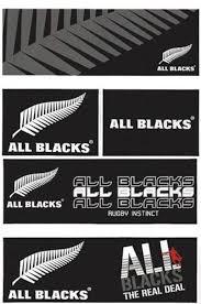 All Blacks Rugby Bumper Stickers Or Decals In Nz Shopnz Com
