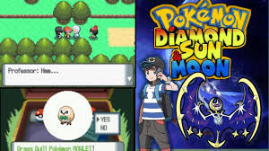 Completed] Pokemon SUN & MOON NDS Rom 2018 With Alola Forms & Gen ...