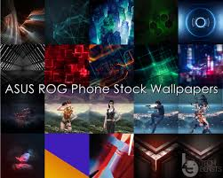 s rog phone stock wallpapers