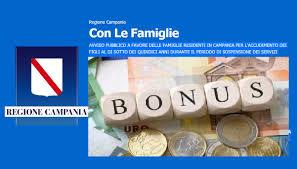 Campania. Bonus figli da 500 euro, da oggi partono le domande ...