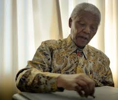 Nelson Mandela Was an Artist, Too, and Now His Family Has Revealed ...