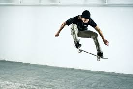 how to ollie skateboard trick tip
