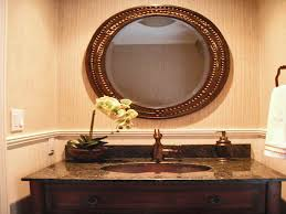oil rubbed bronze mirror ideal