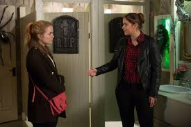 Lauren Branning FINALLY discovers Abi's pregnant with Steven's baby in  EastEnders | Closer
