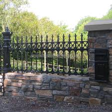 Stewart Half Height Cast Iron Railing Wilsonsyard Com