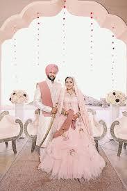 stunning sikh indian wedding in arizona