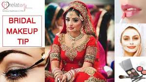 bridal makeup tips in hindi video