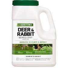 Liquid Fence Deer Rabbit Repellent Granular Not Mapped Meijer Grocery Pharmacy Home More