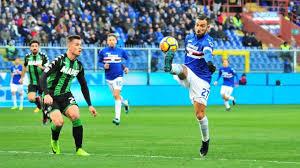 Precedenti di Sampdoria-Sassuolo (1946-2019)