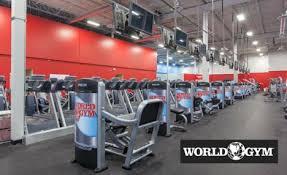 world gym in hamilton deal