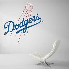 Los Angeles Dodgers Baseball Mlb Wall Decal Vinyl Decor Room Car Sticker Art J83 14 95 Picclick