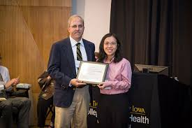 CPH student awards presented - University of Iowa College of Public Health