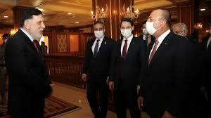 Türk iş adamları Libya'yı ziyaret edecek