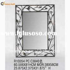 decorative mirror frame lulusoso com
