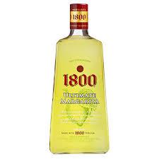 1800 ultimate margarita 1 75l prepared