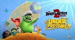 Une vidéo pour le jeu 'The Angry Birds Movie 2 VR: Under Pressure' [62941]