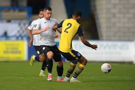 Extra training helped Aaron Williams sharpen up at AFC Telford ...