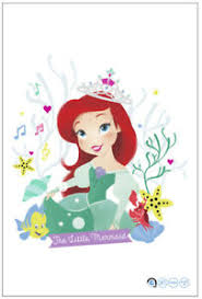 Disney Princess Ariel Laptop Sticker Set Mac Wall Sticker The Little Mermaid Ebay