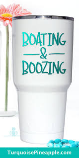 Boating Decal Yeti Decal Yeti Tumbler Decal Yeti Sticker Etsy Decals For Yeti Cups Yeti Tumbler Decal Yeti Cup Designs