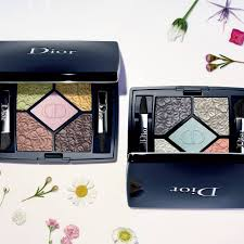 dior makeup channels blooming gardens