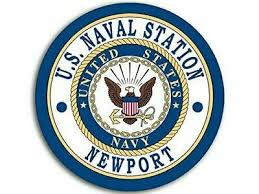 Navy Naval Station Newport 4 Car Bumper Sticker Decal Usa Made Ebay