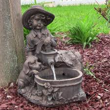 20 solar water fountain ideas for your