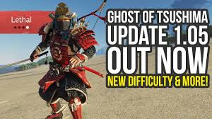 Ghost Of Tsushima Update 1.05 Adds New ...