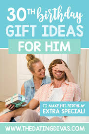 birthday gift for him in his 30s the