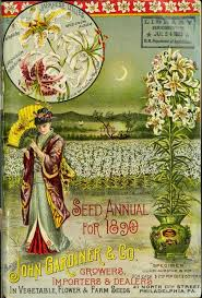 antique seed catalogs and heirloom