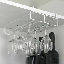 hanging storage wine glass holder