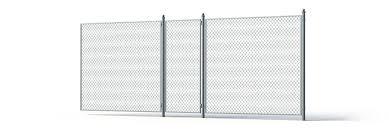 3d Metal Fence Model 11 Free Download