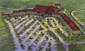 grand opening of great wolf lodge