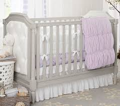 romantic crib bedding set pottery