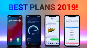 best cell phone plans 2019 you