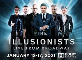 the illusionists dolby theatre