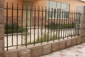 Galvanized Wrought Iron Fence Newest Wrought Iron Fence Design Fence Packs Fence Retailersfencing Software Aliexpress