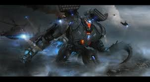 robot pacific rim wallpapers hd