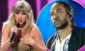 Taylor Swift and Kendrick Lamar ...