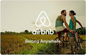 airbnb gift cards are not customer