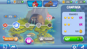 Angry Birds Go MOD In Android-1.com - YouTube