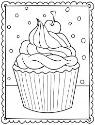 Cupcakes 05 Topkleurplaat Nl