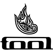 Tool Band Logo Decal Sticker Tool Band Logo Decal Thriftysigns